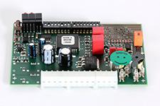 Detektor in Platinenausführung mit Steckfassung für Schranken- und UST-Steuerung