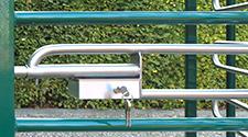 Drehkreuz 2000 - Detail