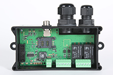 GSM – Störmeldemodule mit Antenne